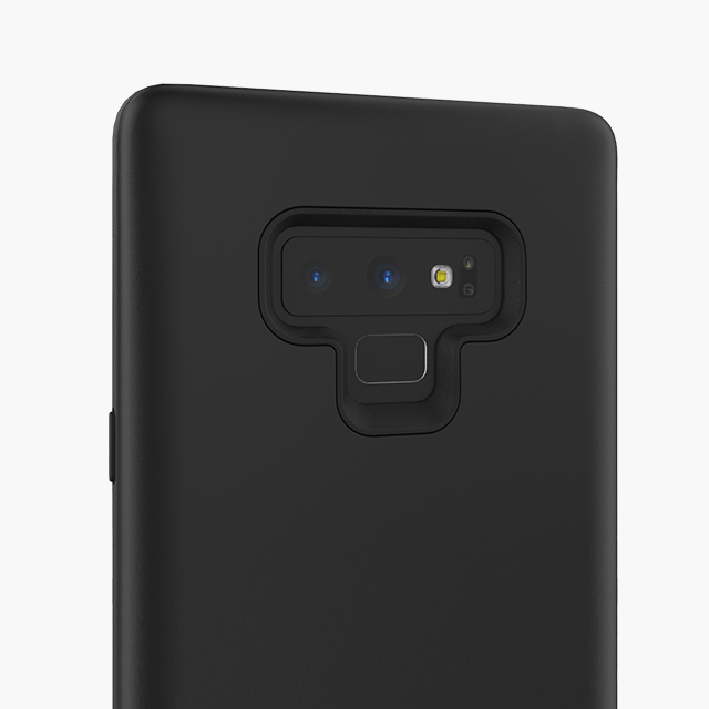 StrongFit Colors Black/Black Galaxy Note 9