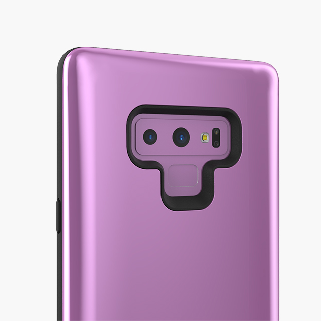 StrongFit Colors Lavender Purple / Black for Galaxy Note 9