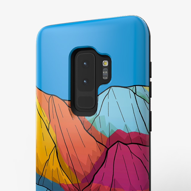 Cover for Galaxy S9 plus
