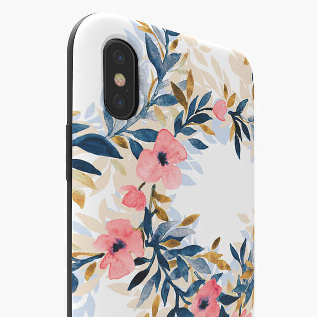 Designers Phone Cases dual protection for iPhone Xs Max