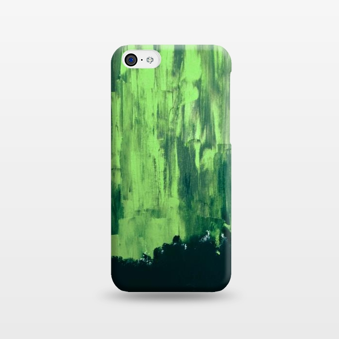 Lime Green Northern Lights