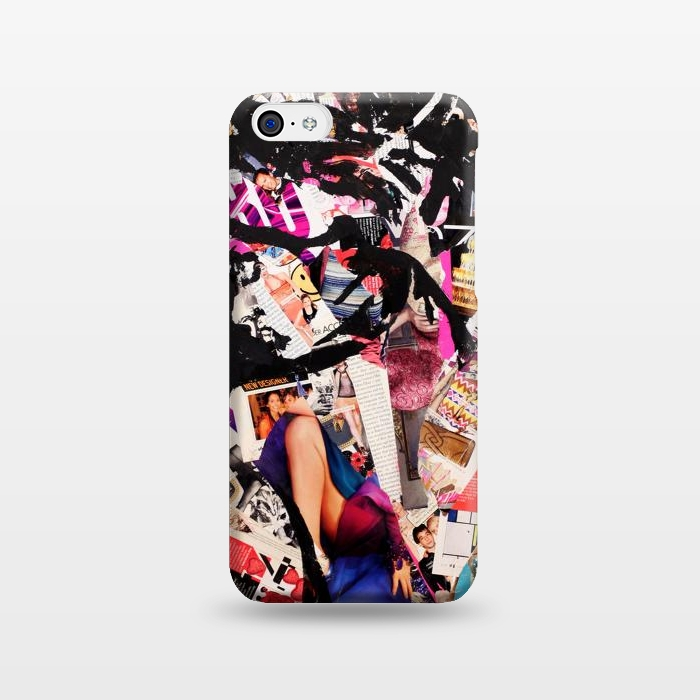 AC123812, Phone Cases, iPhone 5C, SlimFit, Amy Smith, F_cked, Designers,