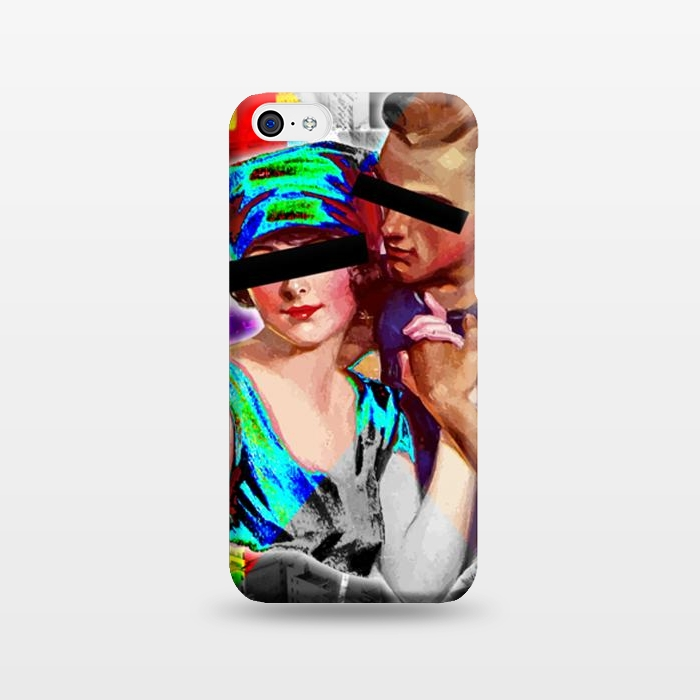 AC1238141, Phone Cases, iPhone 5C, SlimFit, Brandon Combs, Anonymous, Designers,