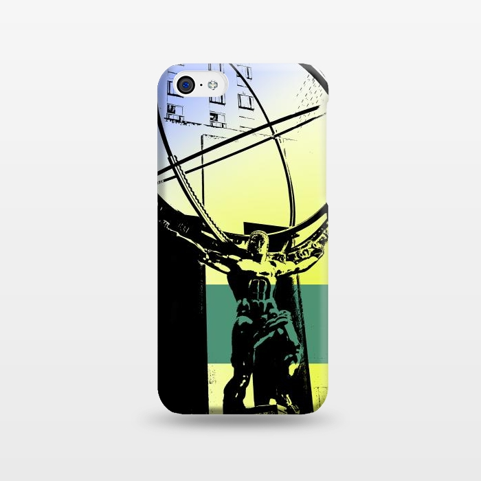 AC123819, Phone Cases, iPhone 5C, SlimFit, Amy Smith, Atlas, Designers,