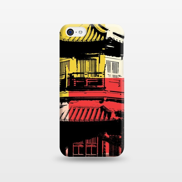 AC123820, Phone Cases, iPhone 5C, SlimFit, Amy Smith, Temple, Designers,
