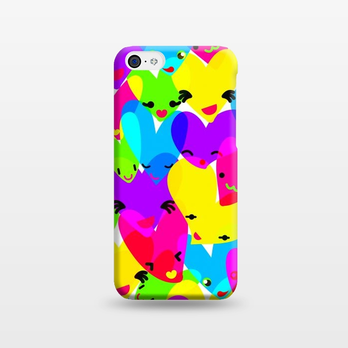 AC1238230, Phone Cases, iPhone 5C, SlimFit, MaJoBV, Sweet Hearts, Designers,