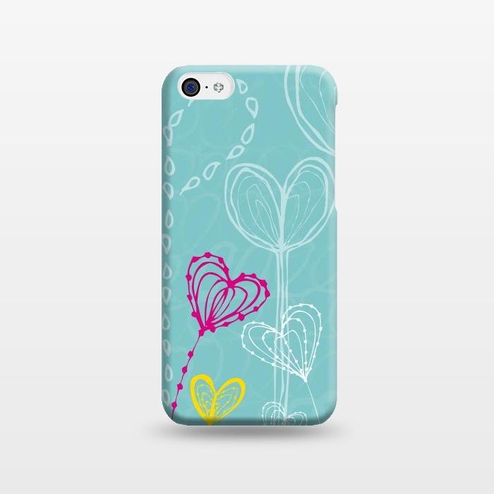 AC1238234, Phone Cases, iPhone 5C, SlimFit, MaJoBV, Love Garden, Designers,