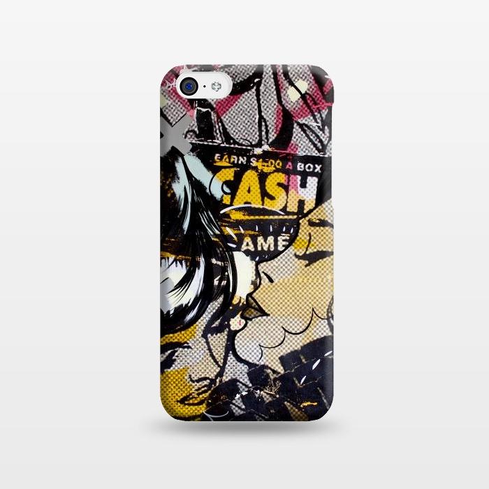 AC1238240, Phone Cases, iPhone 5C, SlimFit, Dan Monteavaro, American Super, Designers,