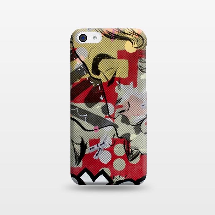 AC1238241, Phone Cases, iPhone 5C, SlimFit, Dan Monteavaro, Between Us, Designers,