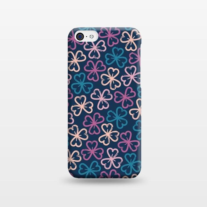 AC1238284, Phone Cases, iPhone 5C, SlimFit, Rosie Simons, Shamrock Sunset, Designers,