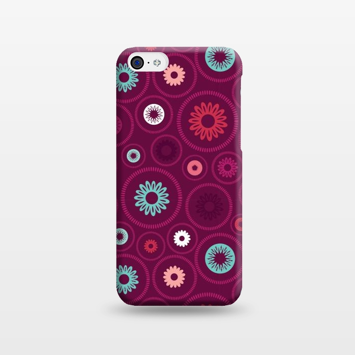 AC1238288, Phone Cases, iPhone 5C, SlimFit, Rosie Simons, FloralCogs, Designers,