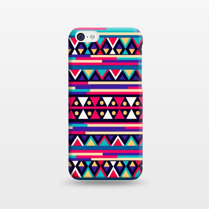 AC1238333, Phone Cases, iPhone 5C, SlimFit, Nika Martinez, Tribal Aztec, Designers,
