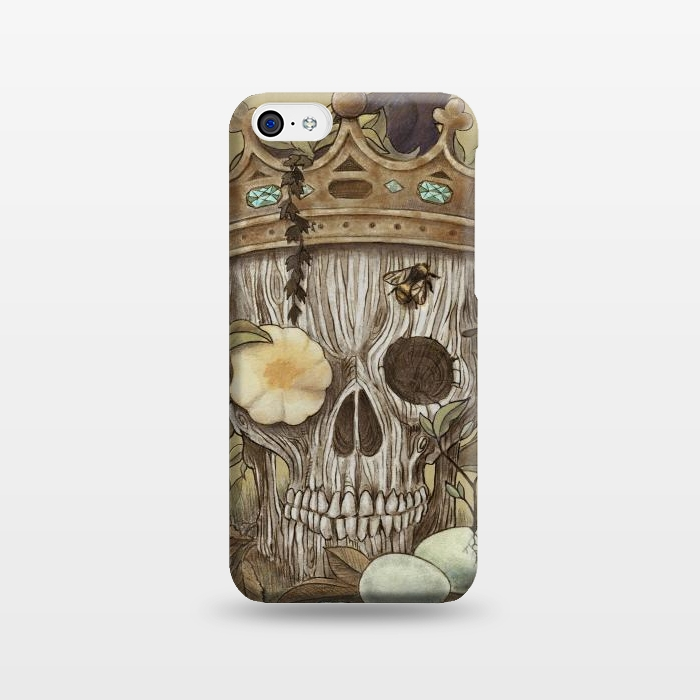 AC1238373, Phone Cases, iPhone 5C, SlimFit, Terry Fan, Nature's Reign, Designers,