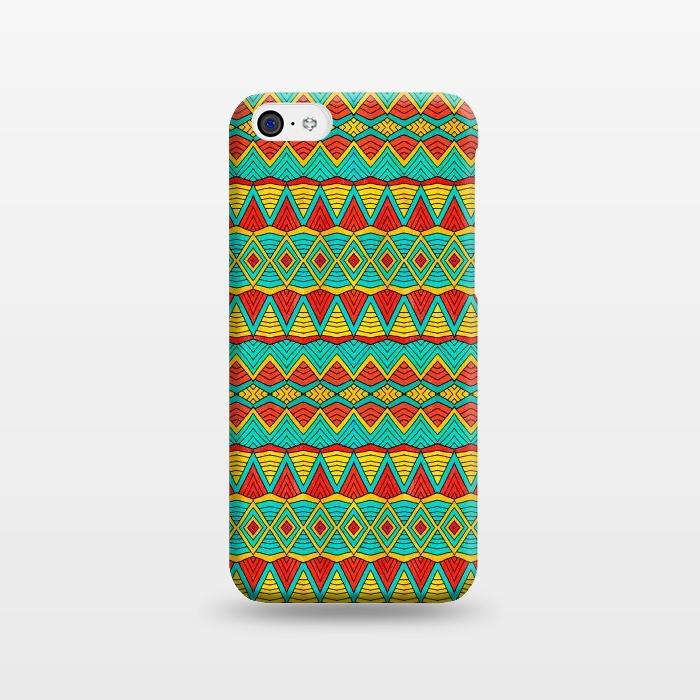 AC1238388, Phone Cases, iPhone 5C, SlimFit, Pom Graphic Design, Tribal Soul, Designers,