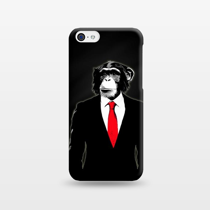 AC1238420, Phone Cases, iPhone 5C, SlimFit, Nicklas Gustafsson, Domesticated Monkey, Designers,