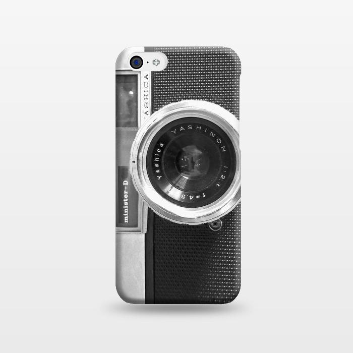 AC1238424, Phone Cases, iPhone 5C, SlimFit, Nicklas Gustafsson, Oldschool cameraphone, Designers,