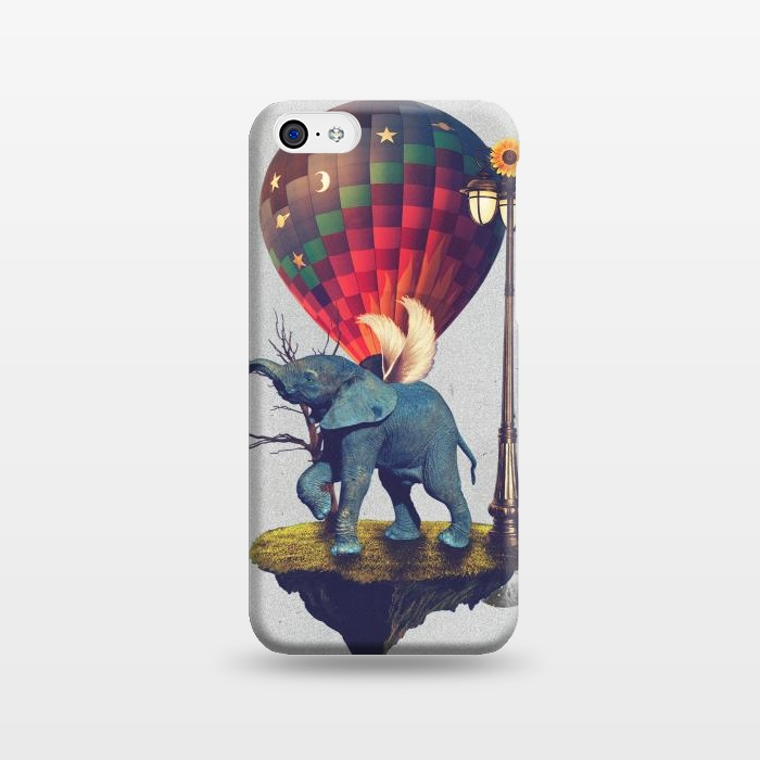 AC1238440, Phone Cases, iPhone 5C, SlimFit, Eleaxart, Lphant!, Designers,