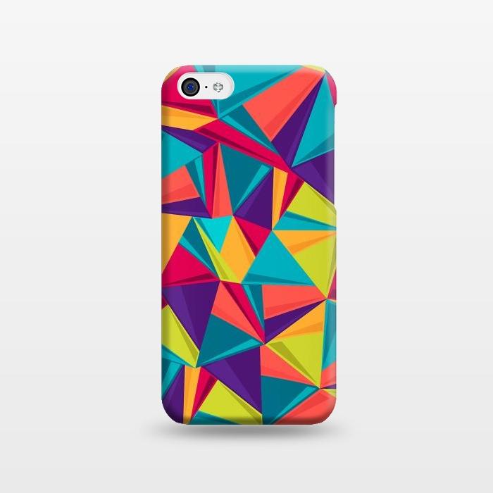 AC1238442, Phone Cases, iPhone 5C, SlimFit, Eleaxart, 3Angles, Designers,