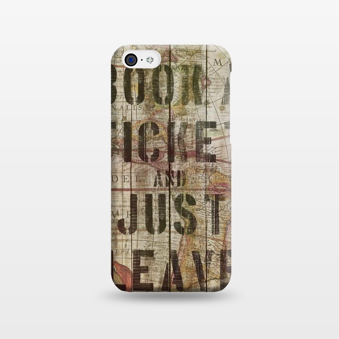 AC1238465, Phone Cases, iPhone 5C, SlimFit, Diego Tirigall, BOOK A TICKET, Designers,