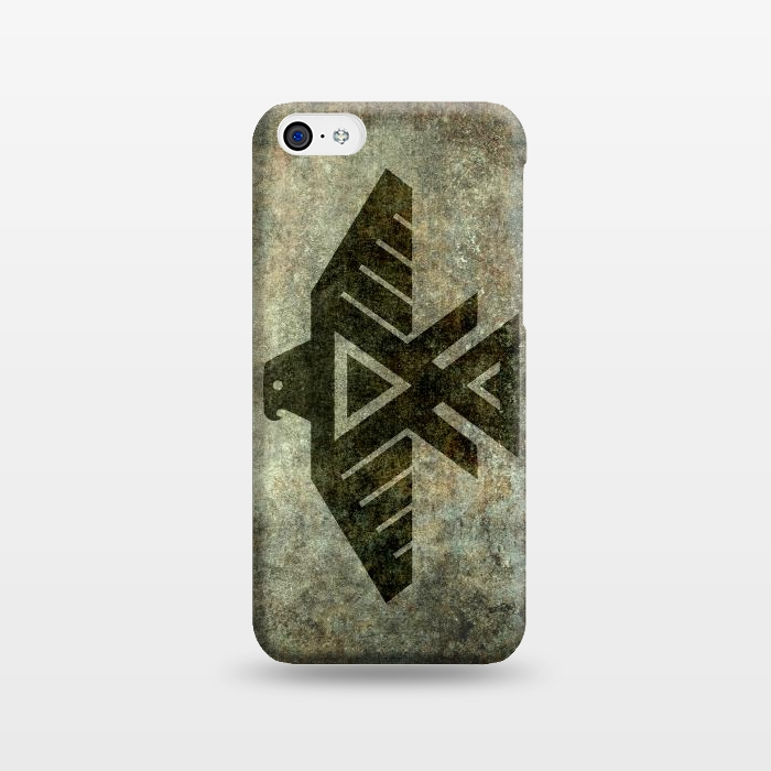 AC1238483, Phone Cases, iPhone 5C, SlimFit, Bruce Stanfield, Vintage Thunderbird, Designers,