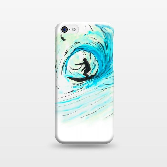 AC1238485, Phone Cases, iPhone 5C, SlimFit, Bruce Stanfield, Surfer Pod, Designers,