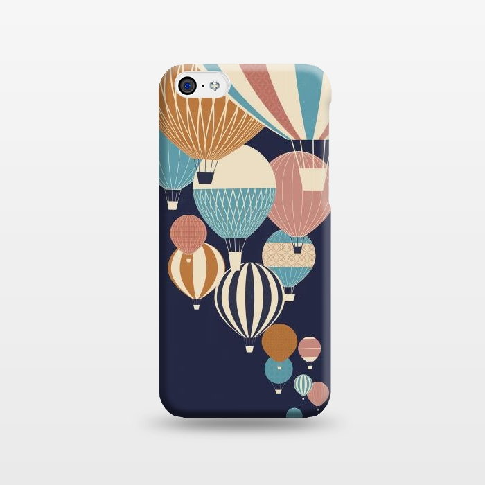 AC1238493, Phone Cases, iPhone 5C, SlimFit, Jay Fleck, Balloons, Designers,