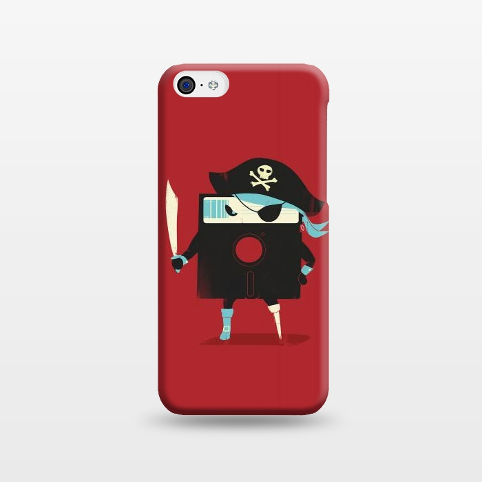 AC1238494, Phone Cases, iPhone 5C, SlimFit, Jay Fleck, Software Pirate, Designers,