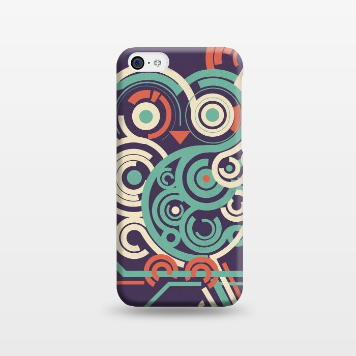 AC1238495, Phone Cases, iPhone 5C, SlimFit, Jay Fleck, Owl2pointO, Designers,