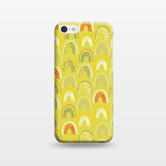 AC1238509, Phone Cases, iPhone 5C, SlimFit, Rachael Taylor, Rainbow Path, Designers,