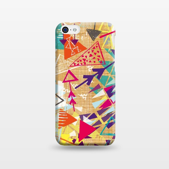 AC1238551, Phone Cases, iPhone 5C, SlimFit, Rachael Taylor, Tribal Arrows, Designers,