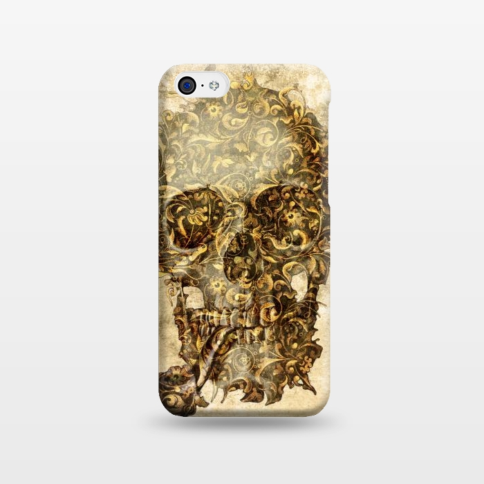 AC1238635, Phone Cases, iPhone 5C, SlimFit, Diego Tirigall, LORD SKULL 2, Designers,