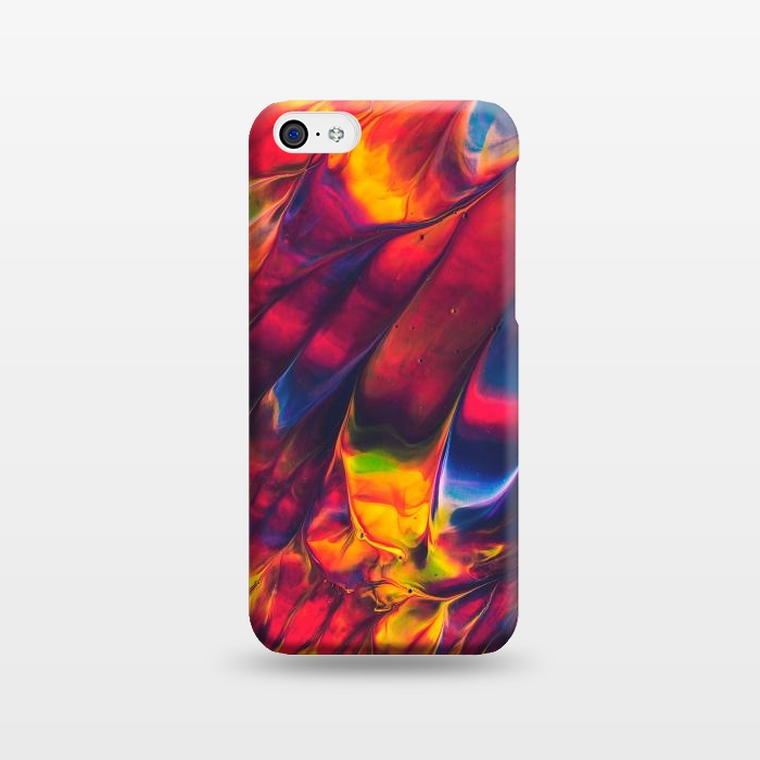 AC1238936, Phone Cases, iPhone 5C, SlimFit, Eleaxart, Explosion, Designers,