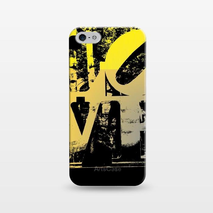 AC124313, Phone Cases, iPhone 5/5E/5s, SlimFit, Amy Smith, Philadelphia Love, Designers,