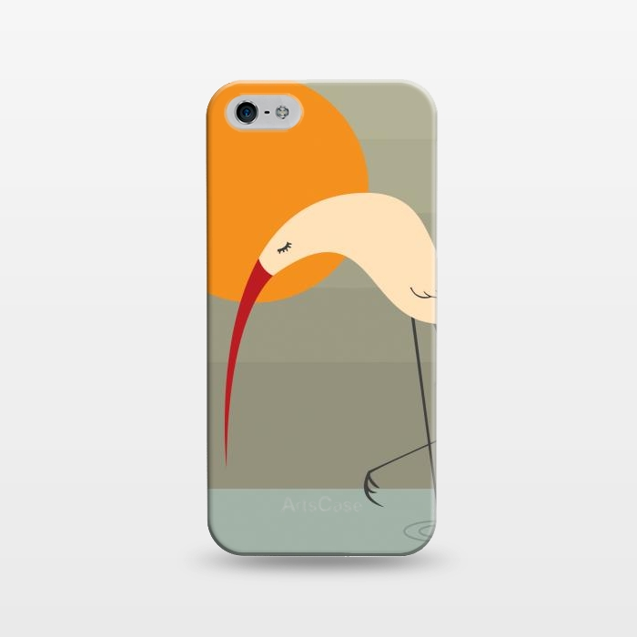 AC1243161, Phone Cases, iPhone 5/5E/5s, SlimFit, Volkan Dalyan, Bird, Designers,