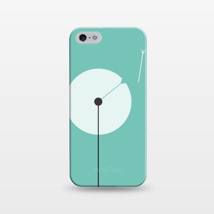 AC1243163, Phone Cases, iPhone 5/5E/5s, SlimFit, Volkan Dalyan, Dandelion, Designers,