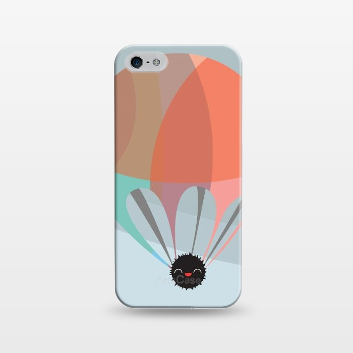 AC1243166, Phone Cases, iPhone 5/5E/5s, SlimFit, Volkan Dalyan, Flying Happy Dust, Designers,