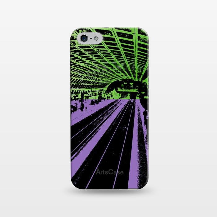 AC124318, Phone Cases, iPhone 5/5E/5s, SlimFit, Amy Smith, Dc Metro, Designers,