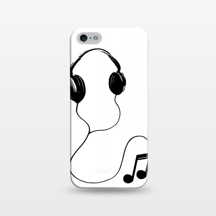 AC1243181, Phone Cases, iPhone 5/5E/5s, SlimFit, Nicklas Gustafsson, Sweet Tunes, Designers,