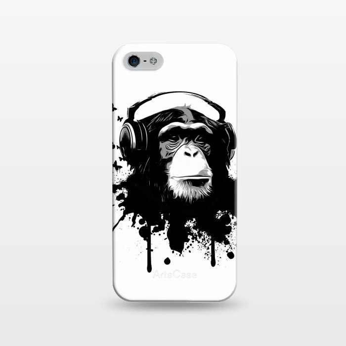 AC1243186, Phone Cases, iPhone 5/5E/5s, SlimFit, Nicklas Gustafsson, Monkey Business, Designers,