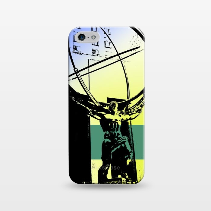AC124319, Phone Cases, iPhone 5/5E/5s, SlimFit, Amy Smith, Atlas, Designers,