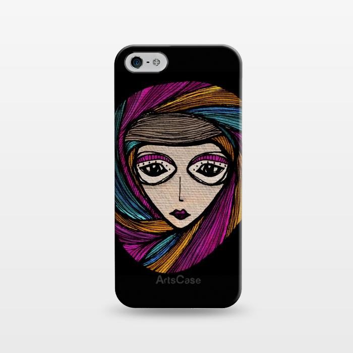 AC1243202, Phone Cases, iPhone 5/5E/5s, SlimFit, Maria Teresa Canepa, Festin, Designers,