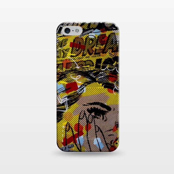 AC1243244, Phone Cases, iPhone 5/5E/5s, SlimFit, Dan Monteavaro, Lucky Grad, Designers,