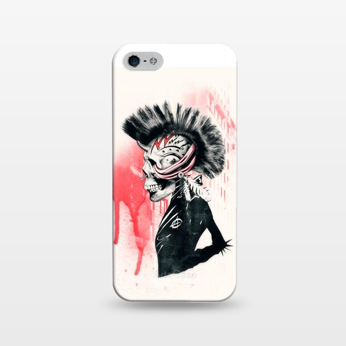 AC1243274, Phone Cases, iPhone 5/5E/5s, SlimFit, Ali Gulec, Punk, Designers,