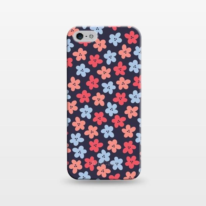 AC1243285, Phone Cases, iPhone 5/5E/5s, SlimFit, Rosie Simons, Amelia Ditsy, Designers,