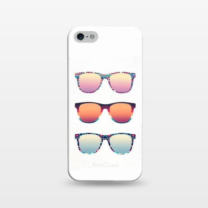AC1243335, Phone Cases, iPhone 5/5E/5s, SlimFit, Nika Martinez, Put your Glasses On, Designers,