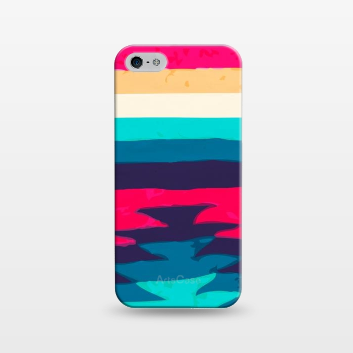 AC1243339, Phone Cases, iPhone 5/5E/5s, SlimFit, Nika Martinez, Surf Girl, Designers,