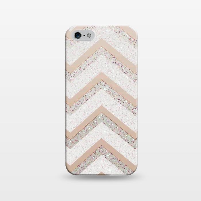 AC1243351, Phone Cases, iPhone 5/5E/5s, SlimFit, Monika Strigel, Nude Chevron, Designers,