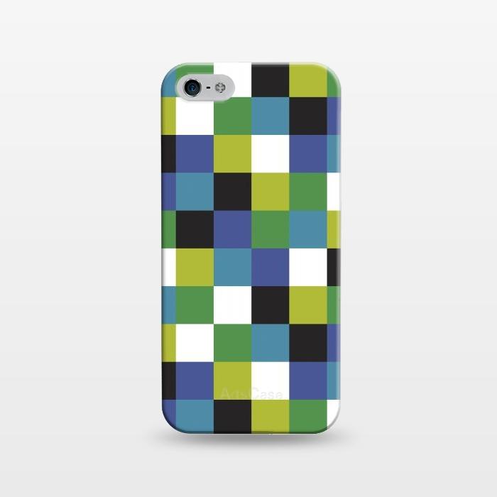 AC1243362, Phone Cases, iPhone 5/5E/5s, SlimFit, Karen Harris, Suduko Cool, Designers,