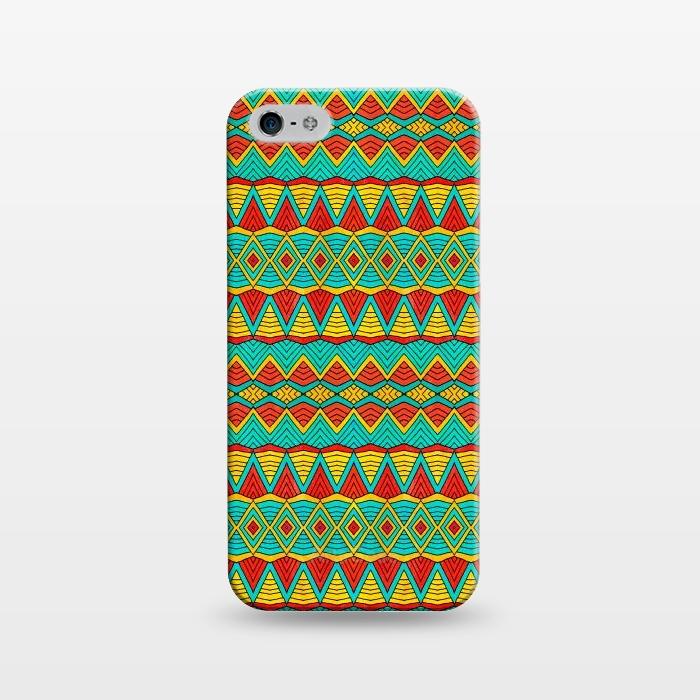AC1243388, Phone Cases, iPhone 5/5E/5s, SlimFit, Pom Graphic Design, Tribal Soul, Designers,