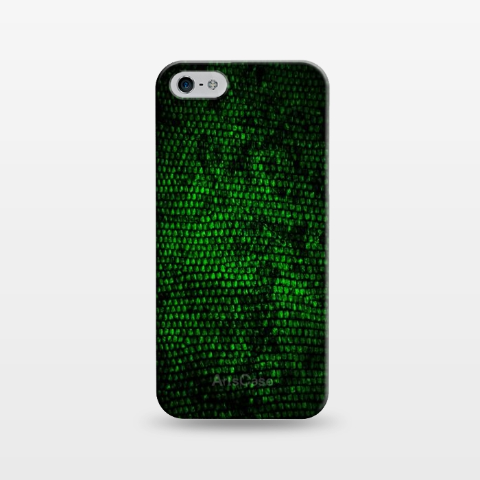 AC1243422, Phone Cases, iPhone 5/5E/5s, SlimFit, Nicklas Gustafsson, Reptile skin, Designers,